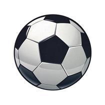 Mouse Pad Decoração De Futebol Neoprene Colorfun Reliza