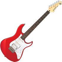 Guitarra Guitarra Elétrica Stratocaster Vermelha Pac012 Yamaha