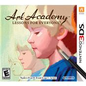 Art Academy Lessons For Every Game Para Nintendo Ds