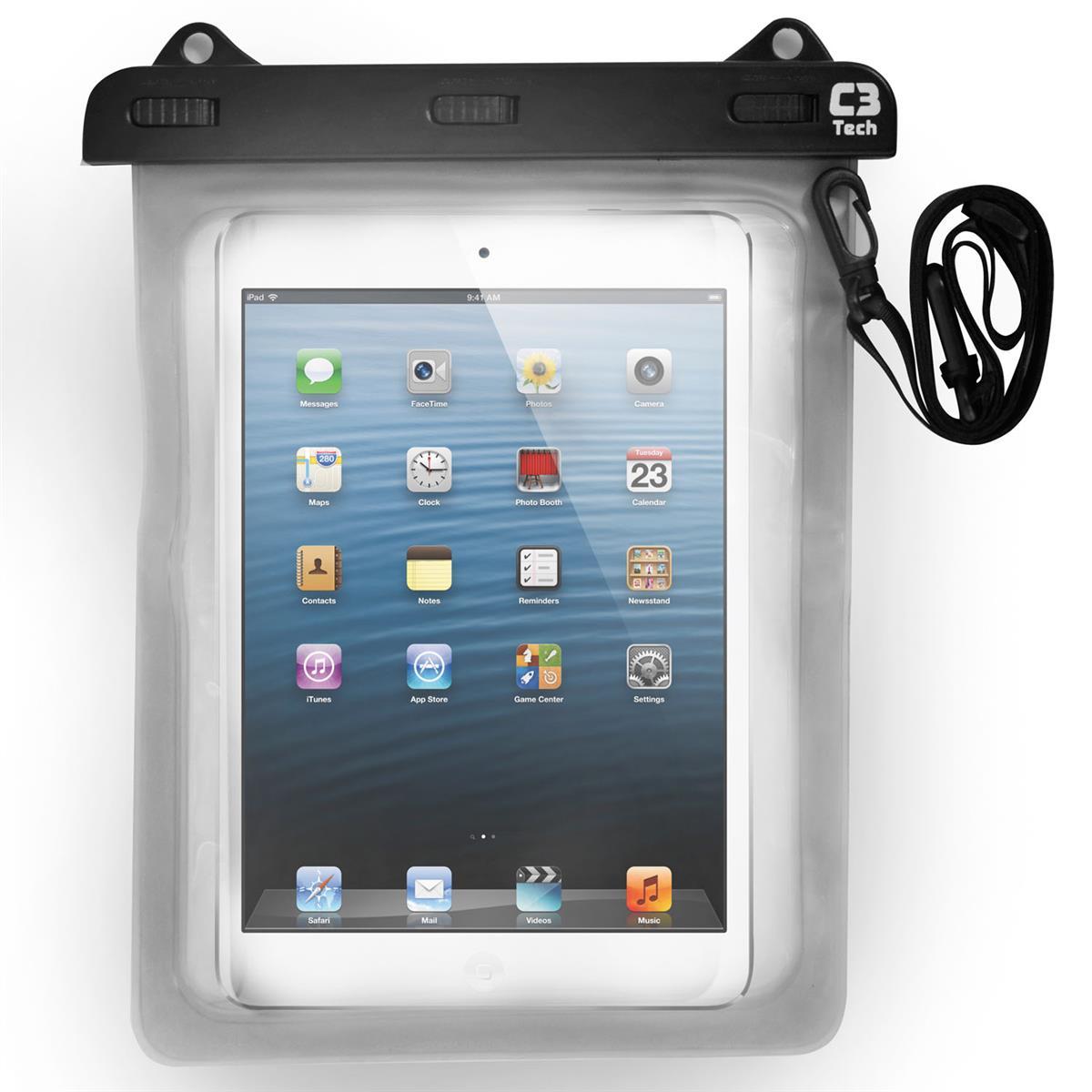 Case Protetor Universal Para Tablet Wpb - 003T C3 Tech