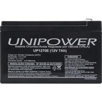 Bateria Chumbo-Ácida Selada 12V/7A Up1270 Unipower