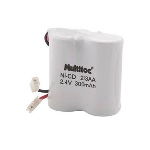 Bateria Recarregável Para Telefone Sem Fio P25 Multitoc