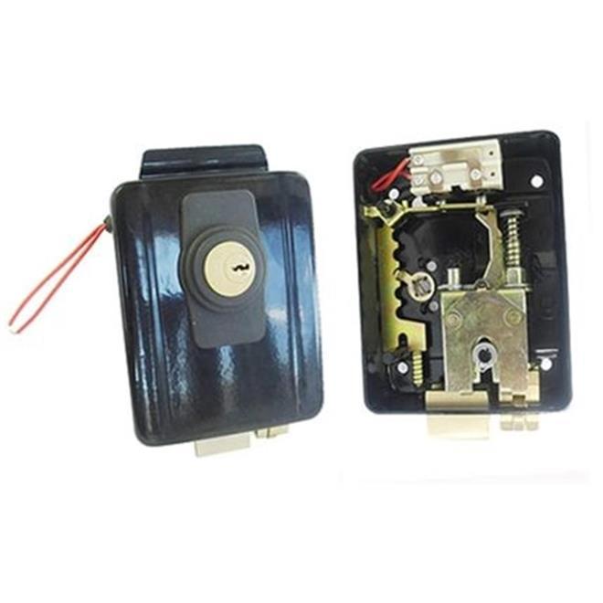 Fechadura Estrela ~ Fechadura Eletr u00f4nica Para Port u00e3o Ou Porta M 100 Multitoc Multitoc