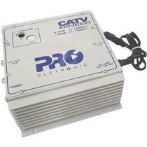 Amplificador de Potência Booster PQAP - 6350 Proeletronic