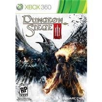 Game Dungeon Siege 3 Para Xbox 360 Square Enix