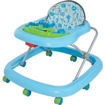 Andador Musical Toy Náutico Azul Bebê Tutti Baby