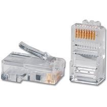 Conector Modular Rj 45 Com 100 Unidades Mump0070 Multitoc