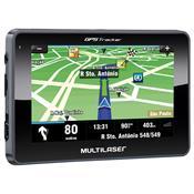 Navegador Gps Tracker 3 Lcd 4.3 Polegadas Gp033 Multilaser