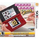Crosswords Plus Game Em Inglês Jogo Para Nintendo 3Ds
