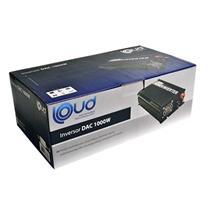 Inversor Dac 1000W 12V Para 220V Loud