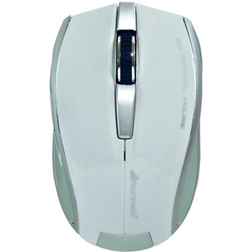 Mouse Optico Com Fio 1000 Dpi Usb Branco Om301 Fortrek