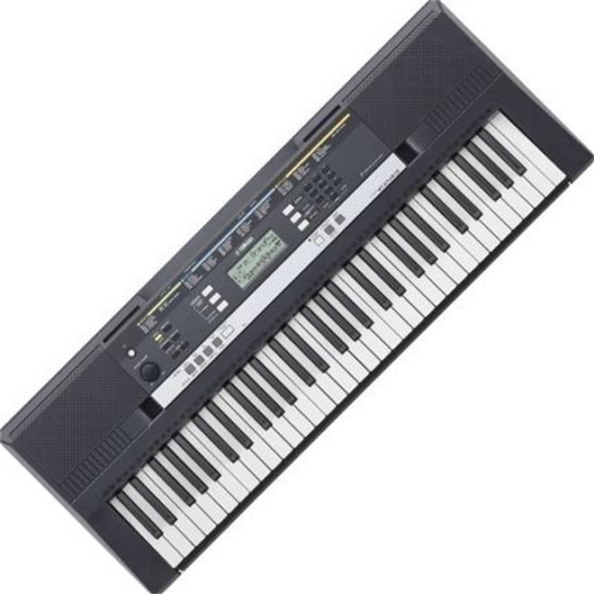 Teclado musical arranjador com 61 teclas psr e243 yamaha for Yamaha psr e243 accessories