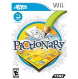 Undraw Pictionary Inglês Para Nintendo Wii Game Thq