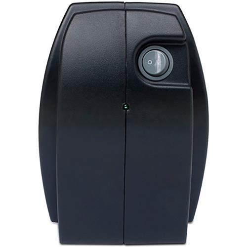 Estabilizador Exxa Iii Power 300Va Bivolt Preto Enermax