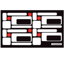 Tábua De Vidro Retangular Glass 10399002 Tramontina