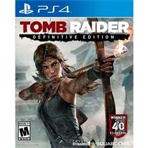 Tomb Raider Definitive Edition Para Ps4 Square Enix