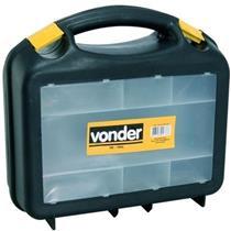 Caixa Organizadora Plástica Para Pçs Vd7001 Vonder