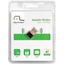 Adaptador Wireless Nano Usb 150Mbps Re035 Multilaser
