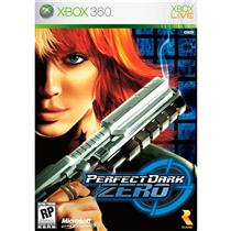 Perfect Dark Zero Game Para Xbox 360 Microsoft