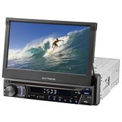 Dvd Player Automotivo Extreme 7 Polegadas P3296 Multilaser