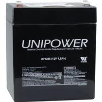 Bateria De Chumbo Ácida Selada 12V 4.5A Up1245 Unipower