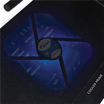 Base Cooler Para Notebook Prime Usb Led Azul 5V  Co103 Newlink