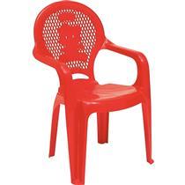 Cadeira Estampada Infantil Vermelha 92264040 Tramontina