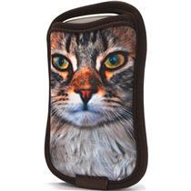 Case para Smartphone com Porta Cartão Gato Reliza