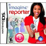 Imagine Reporter Jogo Infantil Nintendo Ds Ubisoft