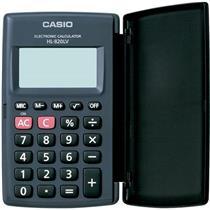 Calculadora De Bolso 8 Dígitos Preta Hl-820Lv-Bkwdh Casio