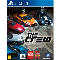 The Crew Game Em Português Para Ps4 Ubisoft