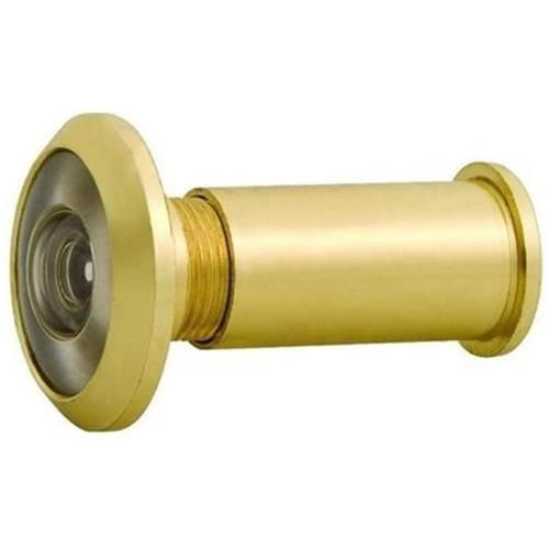 Olho Mágico Para Portas 200 Latonado 3275200001 Vonder