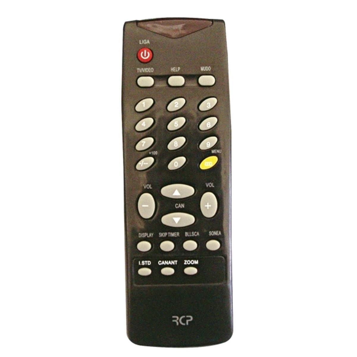 Controle Tv Sans 14,20,29 E 34 Polegadas 7468 Rcp