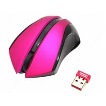 Mouse Mini Sem Fio V-Track Usb Rosa 10M G7-310N-2 A4 Tech