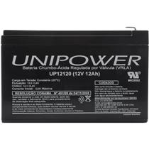 Bateria De Chumbo Ácida Selada 12V 12A Up12120 Unipower