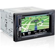 "Dvd Player Automotivo Gps 6,2"" Aux Sd Usb P3173 Multilaser"