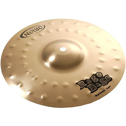 Prato De Bateria Splash 10 Rage Bass Rb10sp Orion