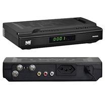 Receptor Analógico 30 Canais Tv Aberta Bs2500 Bedin Sat
