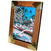 Porta-Retrato Para Fotos 9 X 13 Cm Moldura 1494 Lavie