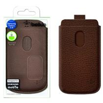 Capa Samsung Galaxy Siii Pocket Couro F8m410ttc01 Belkin