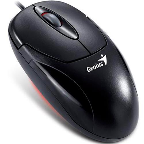 Mouse Óptico Xscroll 800Dpi Preto Xscroll.Ps2 Genius