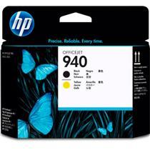 Cabeça De Impressão Hp 940 Preto E Amarelo C4900a Hp