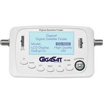 Satélite Finder Digital Gs-500 Localizador Gigasat