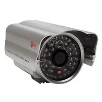 Camera Ccd Ir 50M 1/3 Sony Lente 8Mm 36 Leds Loud