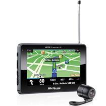 Gps Automotivo Tracker Tv Digital Câmera De Ré Gp013 Multilaser