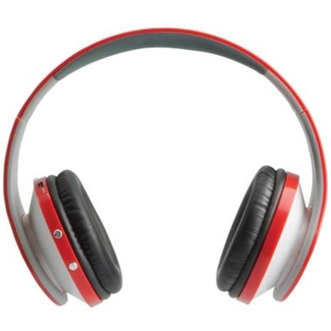Fone de ouvido radical beat mp3 vermelho hp902 fortrek for 902 10 23 43