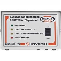 Sistema Carregador 13.8V 5A Heavy Duty Fcbp50ep Hayonik