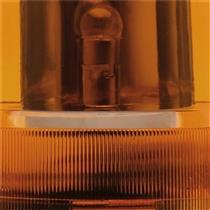 Sinalizador De Emergência Giroflex Amarelo 12 Volts Loud