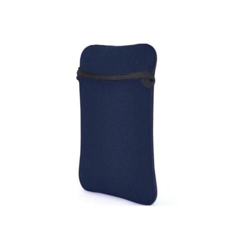 Case Para Tablet 7 Dupla Face Preto Azul Reliza