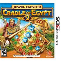 Jewel Master Cradle Of Egypt 2 Nintendo 3Ds D3publisher